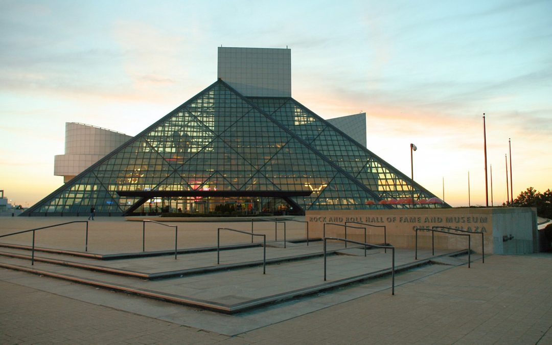 Rock & Roll Hall of Fame Cleveland Ohio