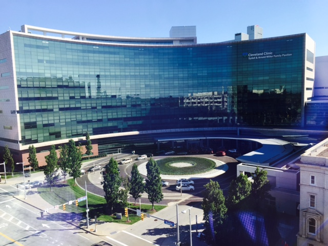 Cleveland Clinic, classé au deuxième rang de l'ensemble des hôpitaux aux USA