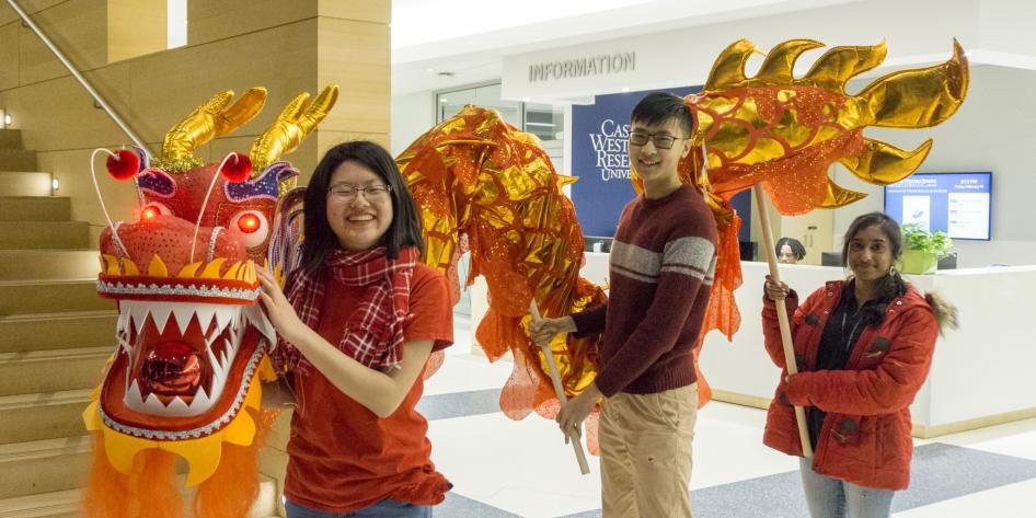 Pourquoi les étudiants chinois sont attirés par Cleveland ?