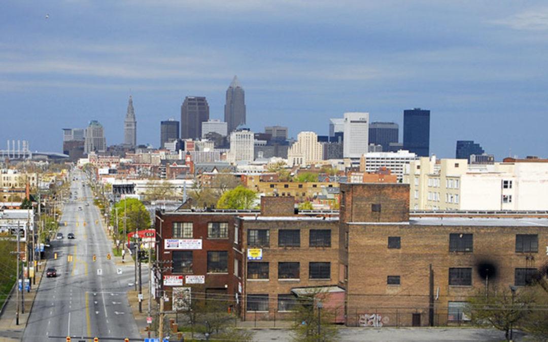La pauvreté en baisse à Cleveland