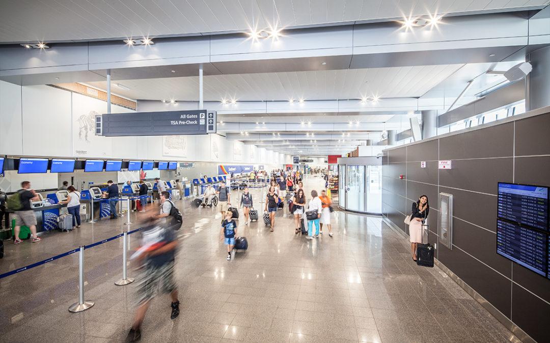 Aéroport de Cleveland : un contrat à 4.5 millions de dollars