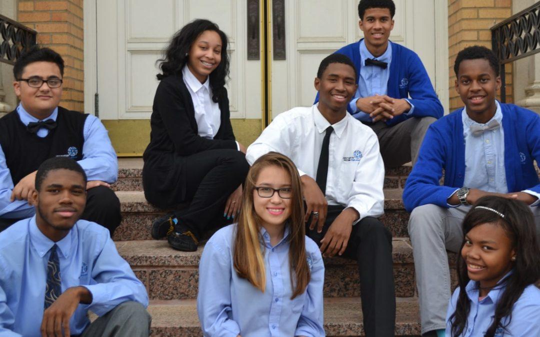 Lycée St-Martin de Porres : dans le top 5 des meilleures écoles à Cleveland