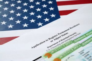 carte verte aux USA