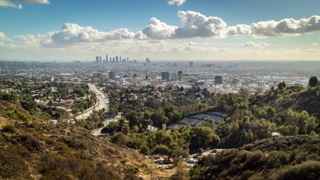 Immobilier à Los Angeles, California